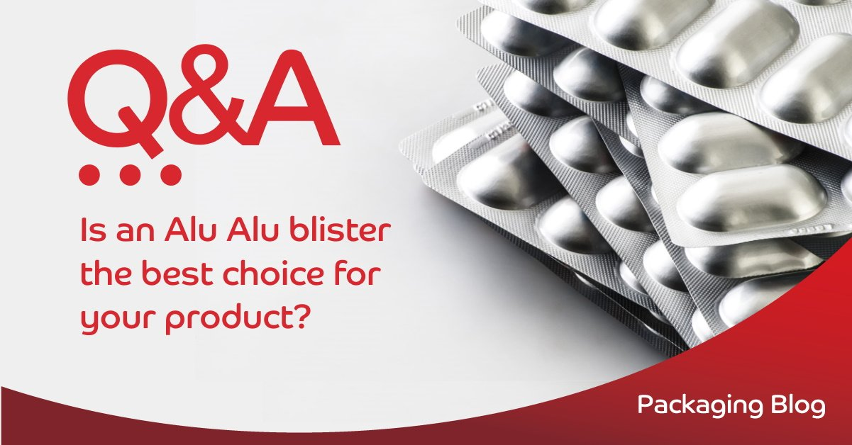 Alu Alu Blister Packaging